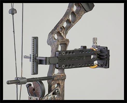 Compound Bow Sights - Archery Equipment   Peep Eliminator